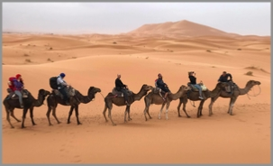 3 day Sahara Tour from Ouarzazate to Merzouga dunes