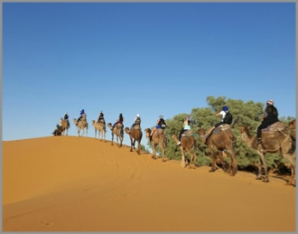 3 Days New Year tour from Marrakech